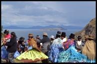 Fête à Isla del Sol