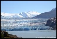 Lac et glacier Grey