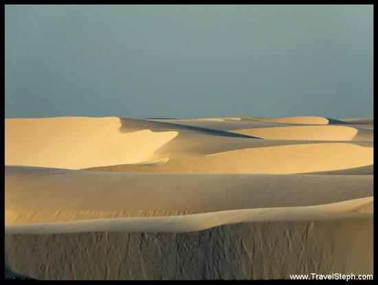 Dunes aux Lençois dos Maranhenses