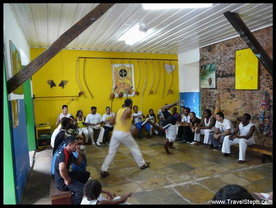 Capoeira à São Luis do Maranhão