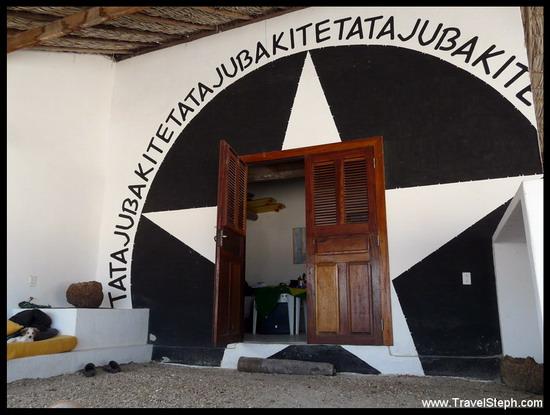 Tatajuba Kitesurf, l'école dans lequel j'ai débuté l'apprentissage du kite