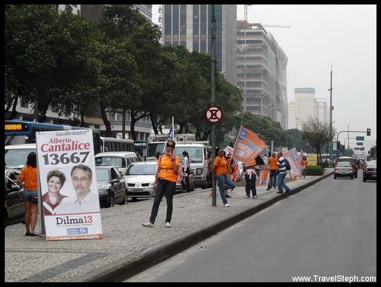 La différence entre militants et « portes drapeaux salariés » : l'envie !