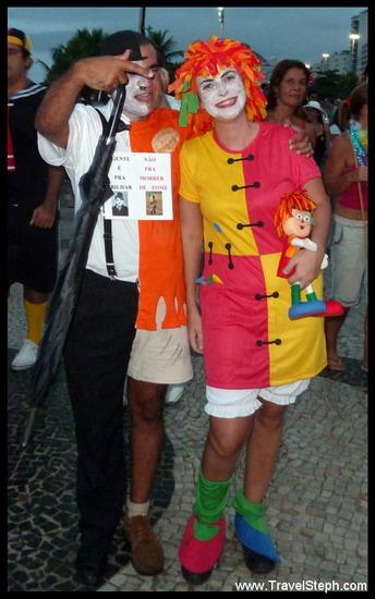 Emilia (histoire pour enfants Brésilienne) - Déguisement Carnaval Rio de Janeiro 2011
