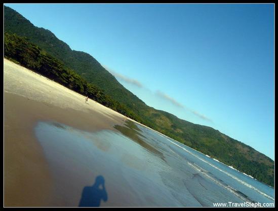 La Praia Lopes Mendes, l'une des plus belles plages du Brésil – Ilha Grande