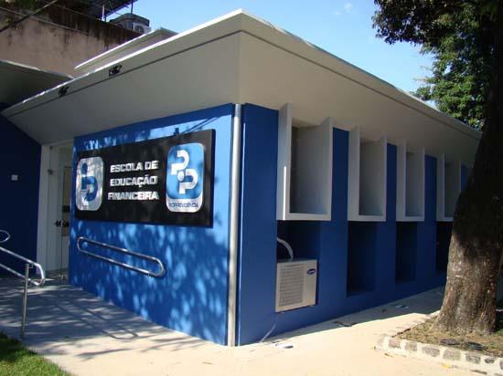 L'Ecole d'Education Financière à Rio de Janeiro. Crédit photo Gouvernement RJ