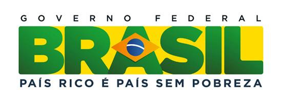 « Brésil - Un pays riche est un pays sans pauvreté » (« Brasil – País rico é país sem pobreza »)