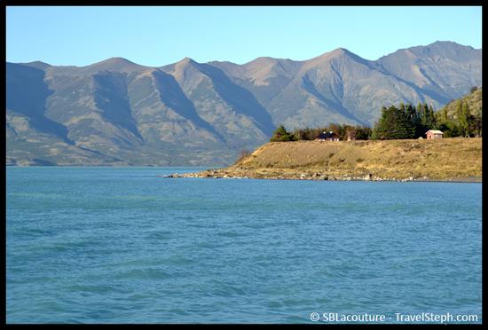 Parque Nacional los Glaciares, El Calafate (Patagonie, Argentine)