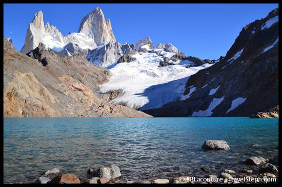 Laguna de Los Tres, l'un des plus jolis endroits de Patagonie