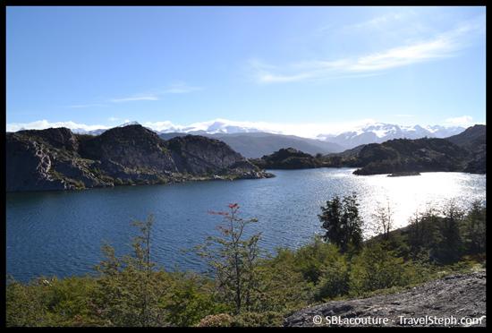 Laguna Los Patos dans le Parque Torres del Paine, en Patagonie