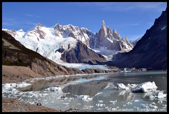 Laguna Torre (El Chalten, Patagonie)