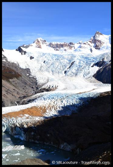 Vue depuis le mirador Maestri (El Chalten, Patagonie)