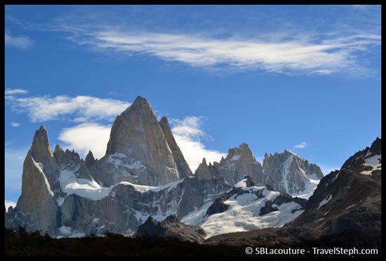 Le Mont Fitz Roy en Patagonie
