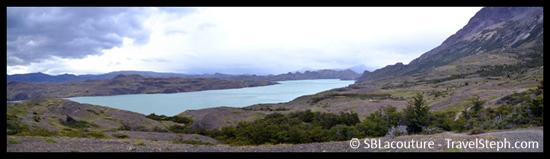 Le Lago Nordenskjöld, en Patagonie Chilienne