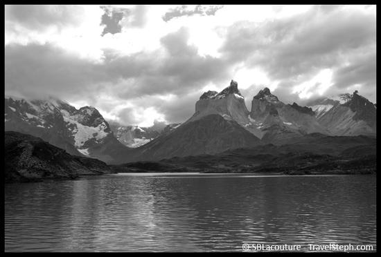 La Patagonie n'est pas toujours une terre hospitalière...